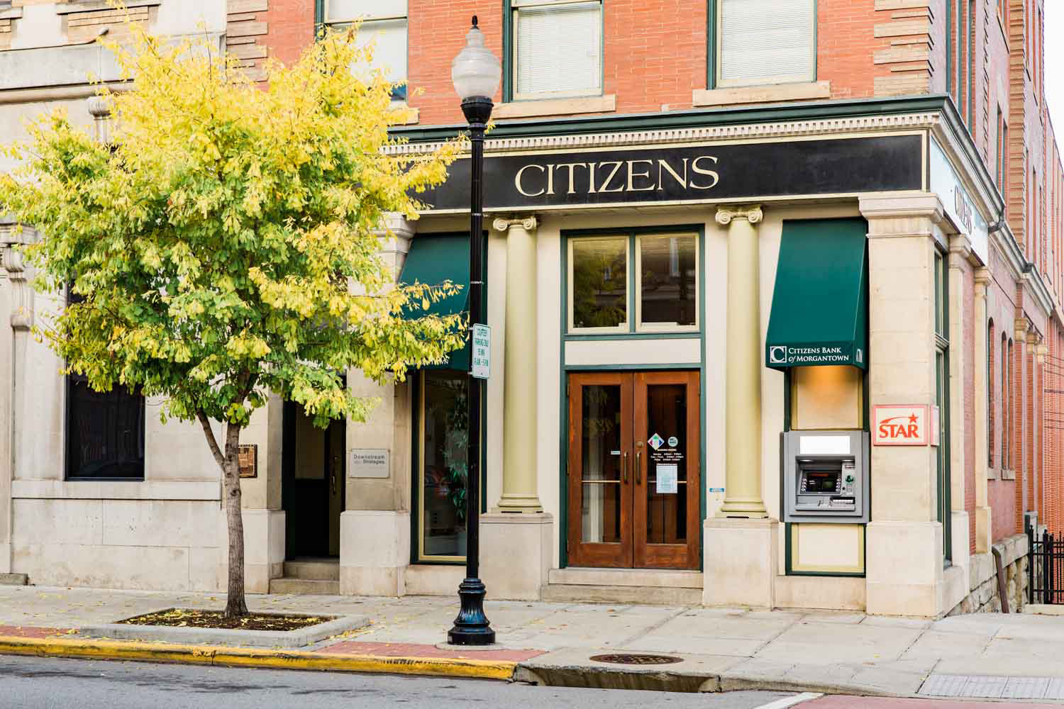 Citizens Bank of Morgantown, Inc.